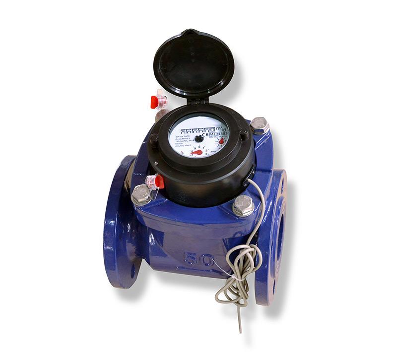 高级沃特曼涡轮水表WP-SDC-PLUS R160带脉冲输出