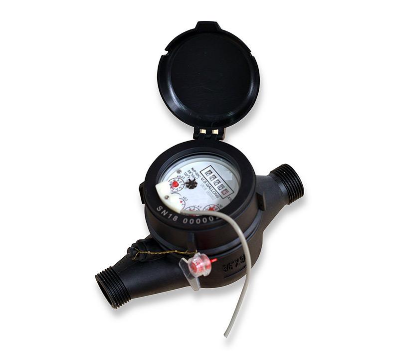 多流干式水表(型号:MJP-SDC美制加仑)